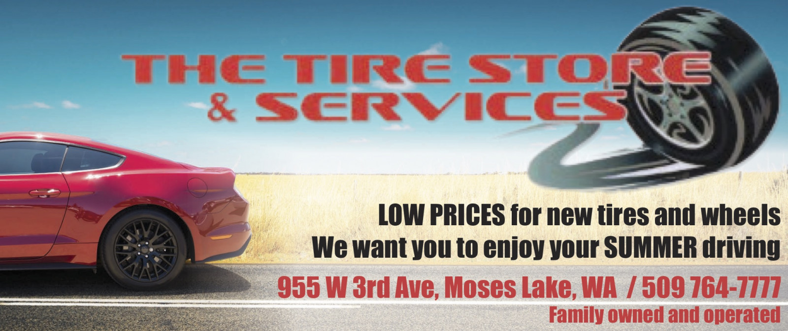The Tire Store & Services