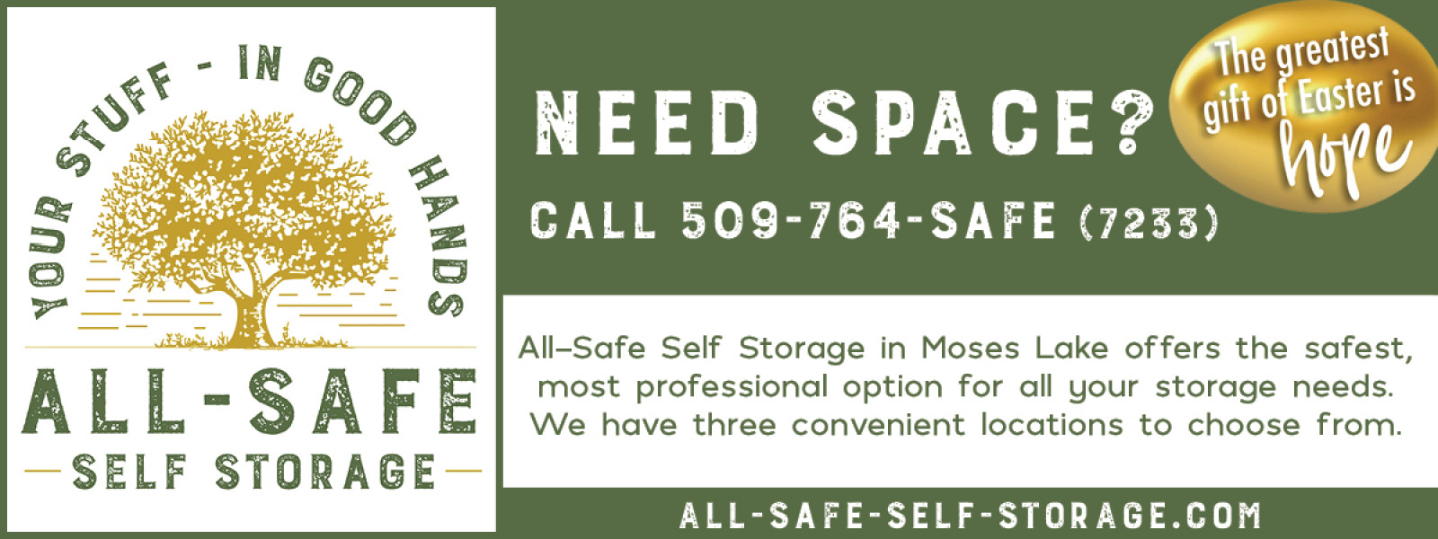All Safe Self Storage