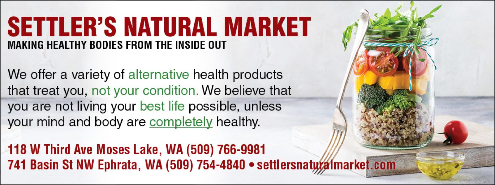 Settler's Country Market