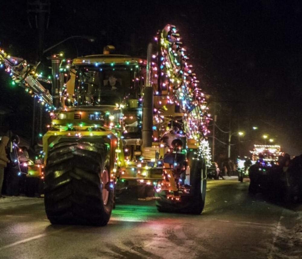 Agricultural Appreciation Parade & Street Party