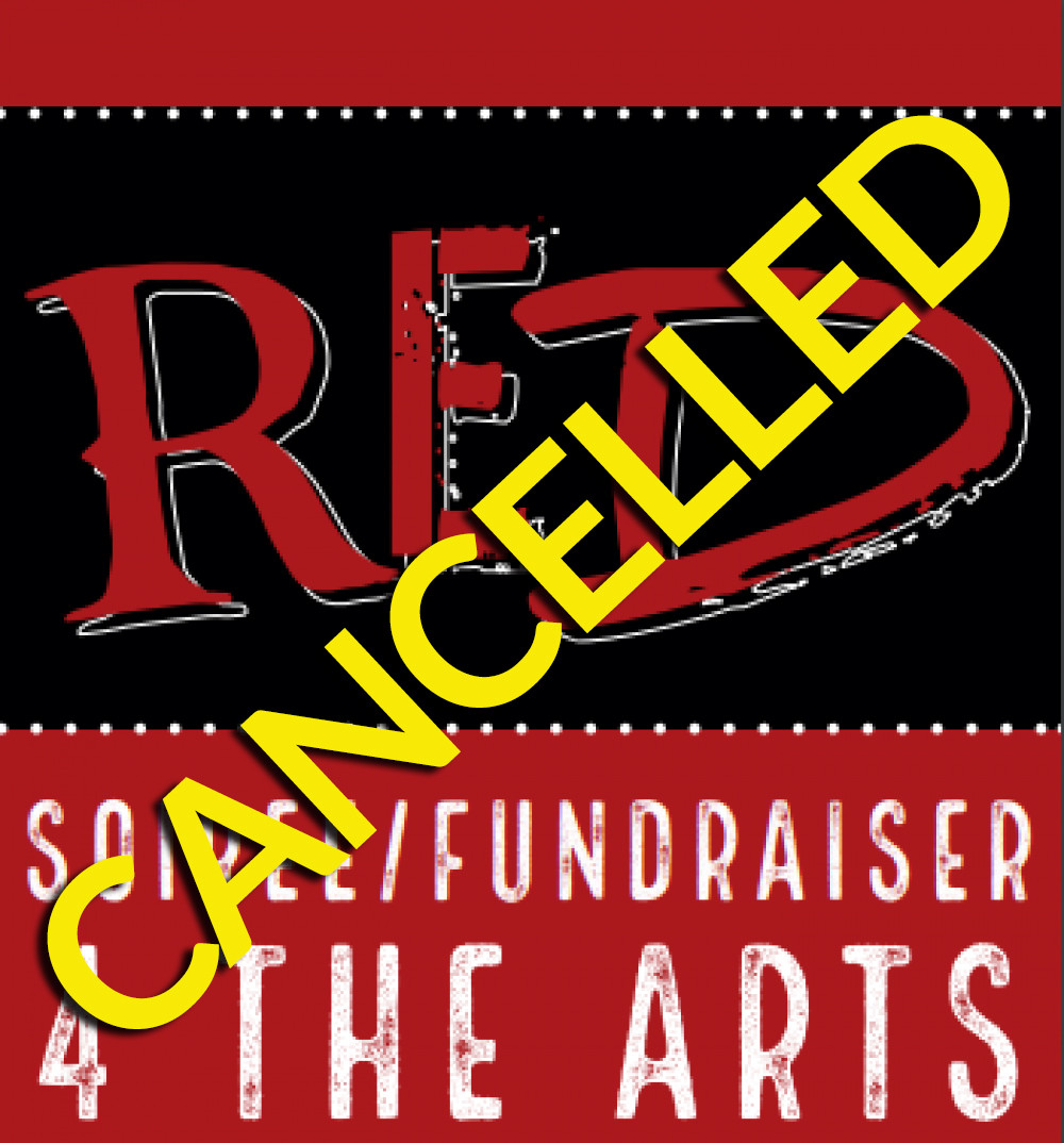 Columbia Basin Allied Arts Red Soiree Fundraiser