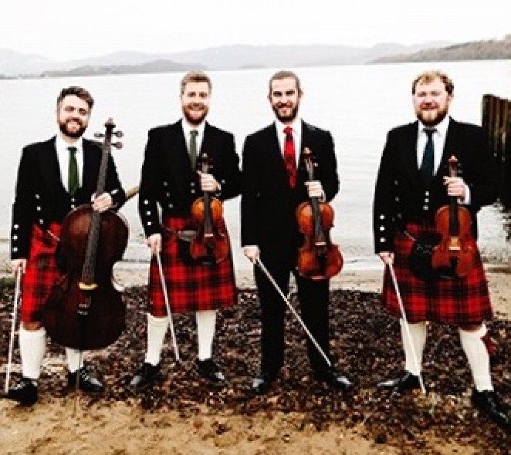 The Maxwell Quartet from Scotland to Perform in Moses Lake