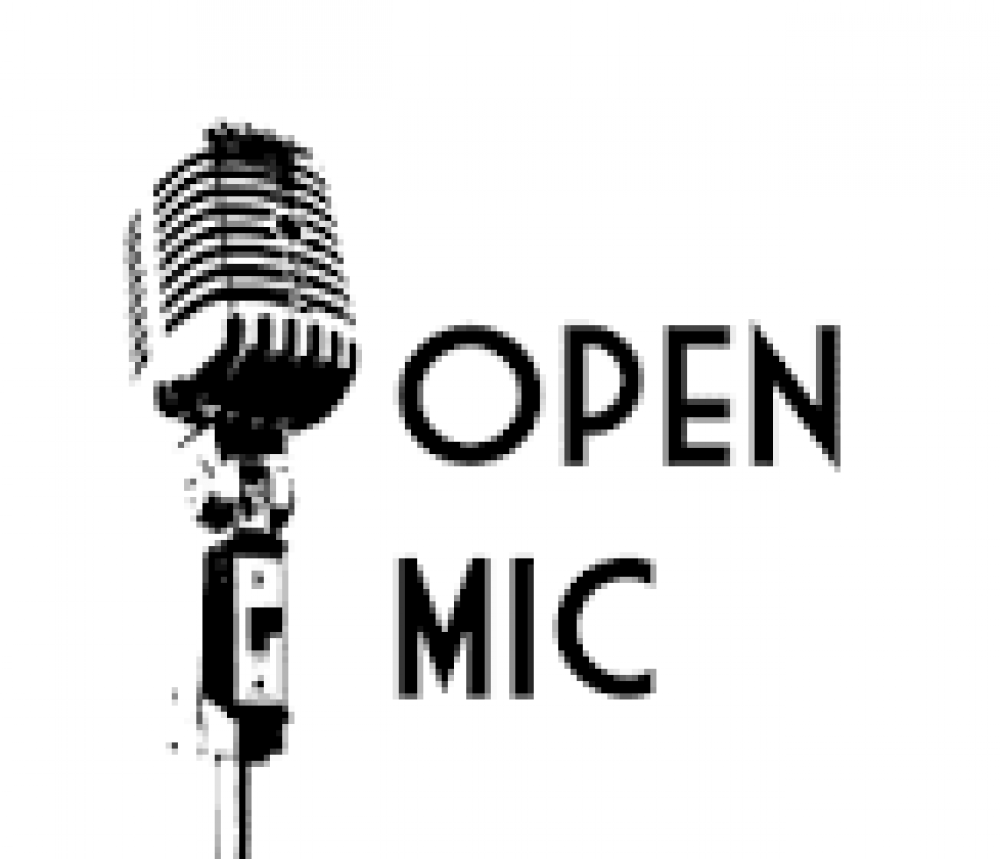 Four Minutes of Fame - Open Mic