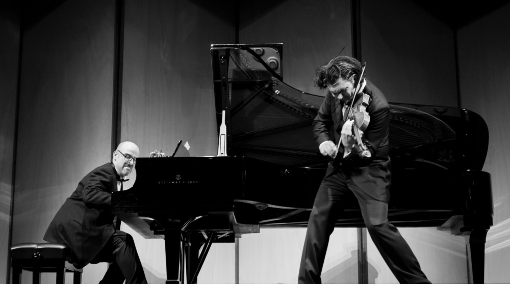 Duo Baldo in concert