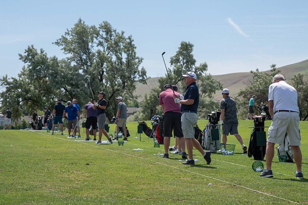 7th Annual Ag World Golf Classic in MOSES LAKE