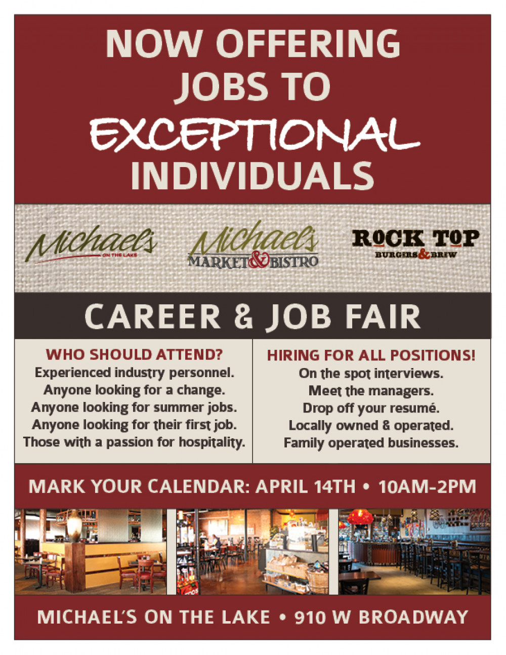 Career & Job Fair