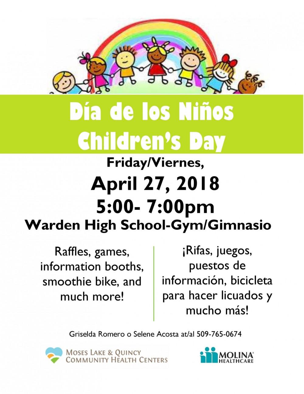 Dia de los Ninos / Children's Day
