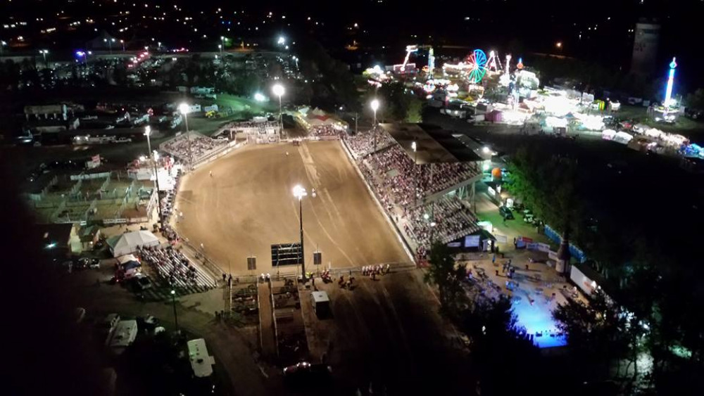 Moses Lake Roundup Rodeo Venue Magazine Today