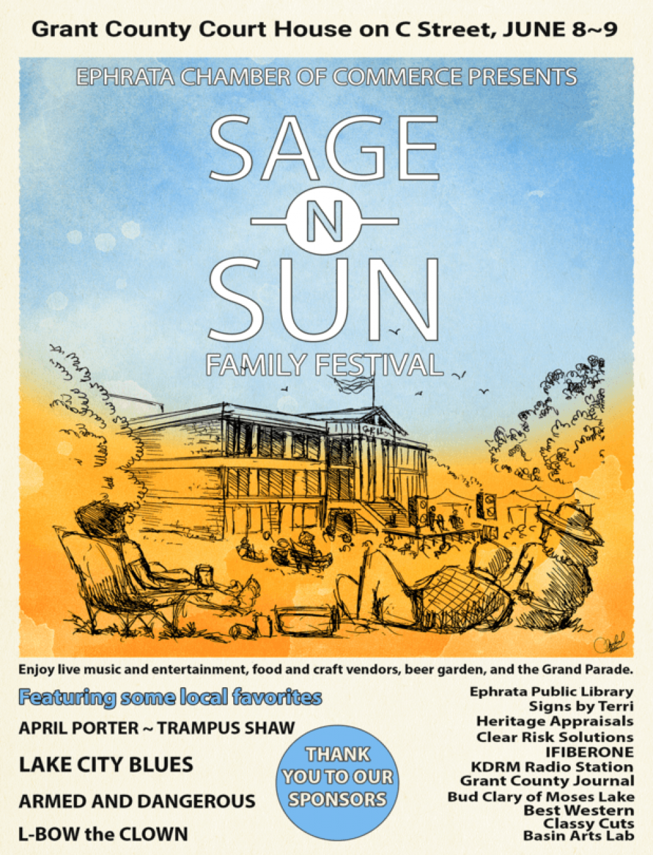 Ephrata Sage N Sun Family Festival