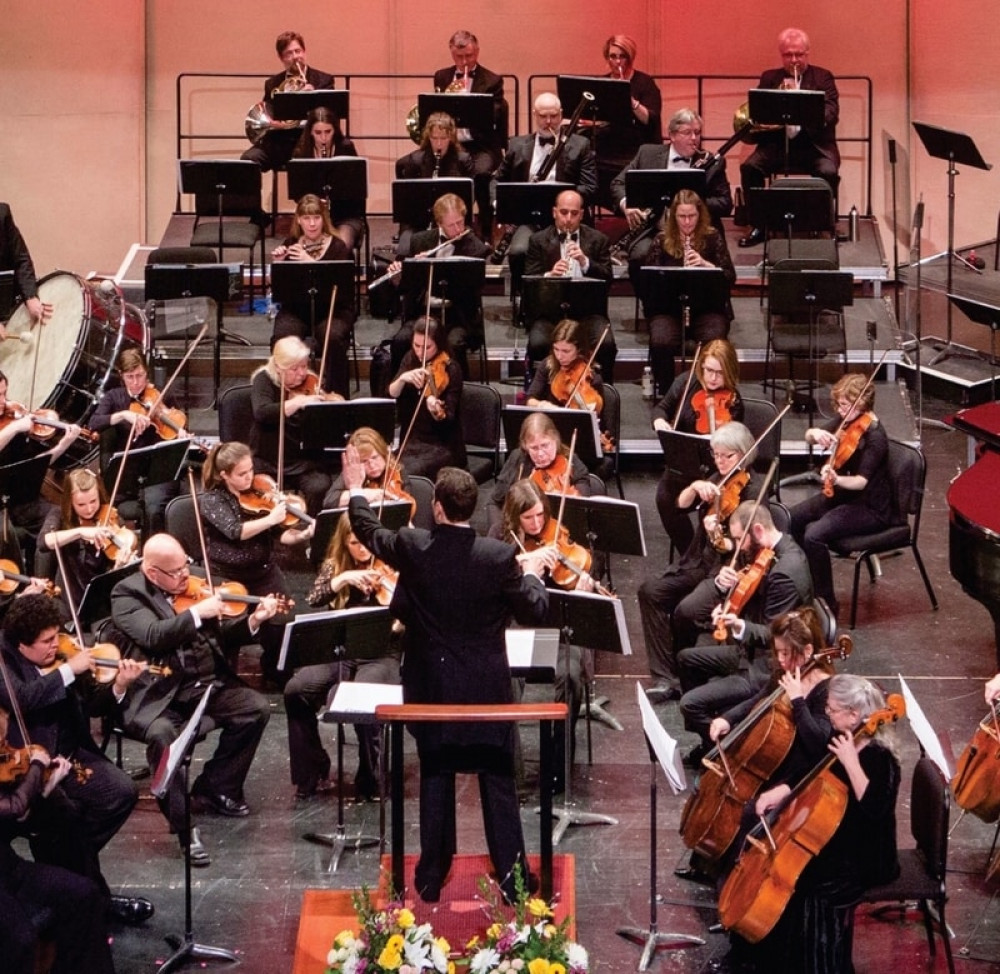 Yakima Symphony Orchestra's NATIONAL HEROES