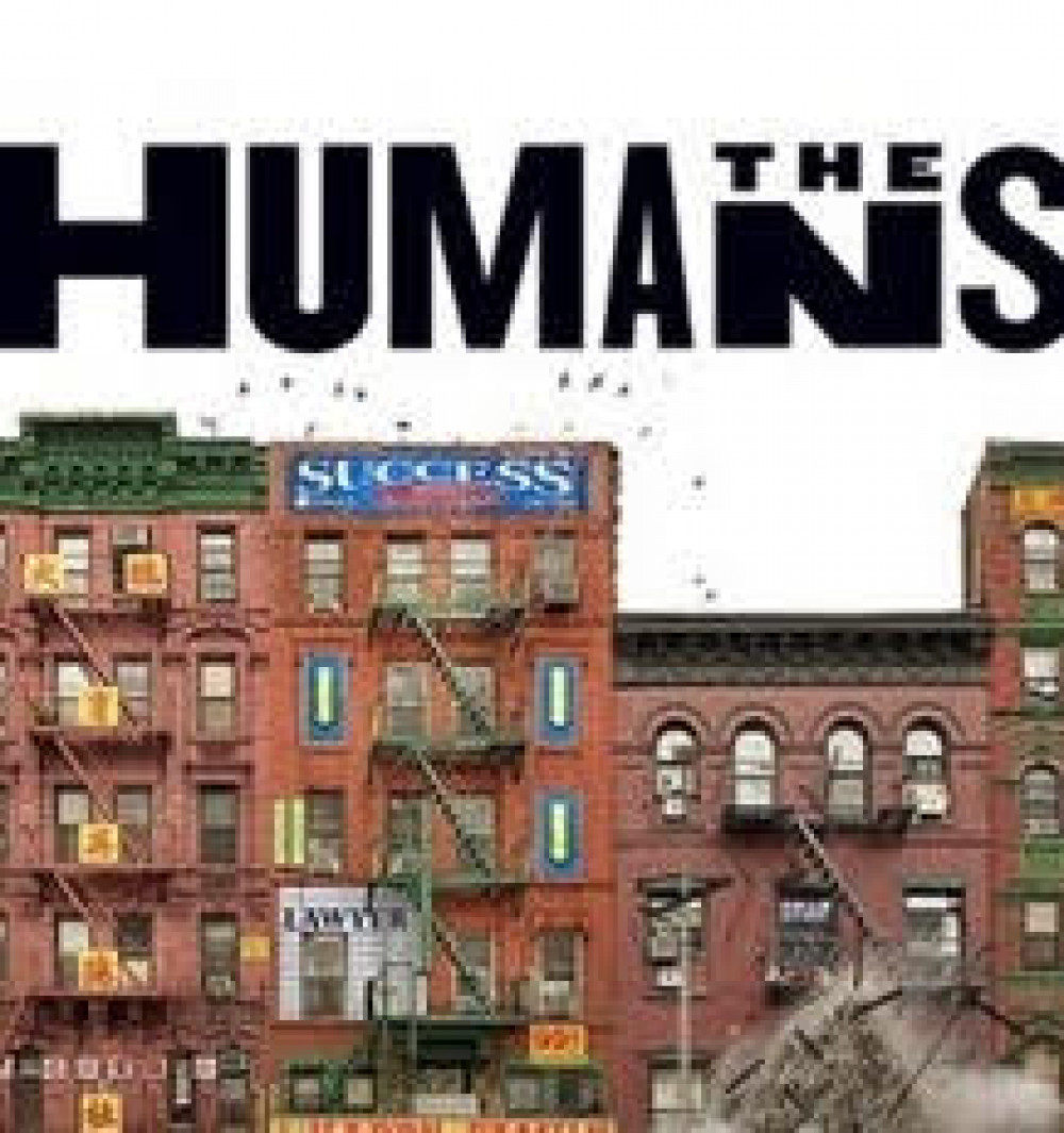 Masquers Theater presents The HUMANS