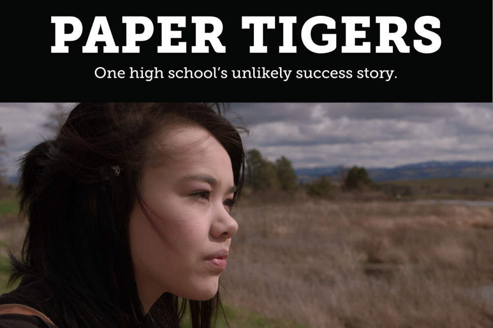 PAPER TIGERS  A Family/Documentary