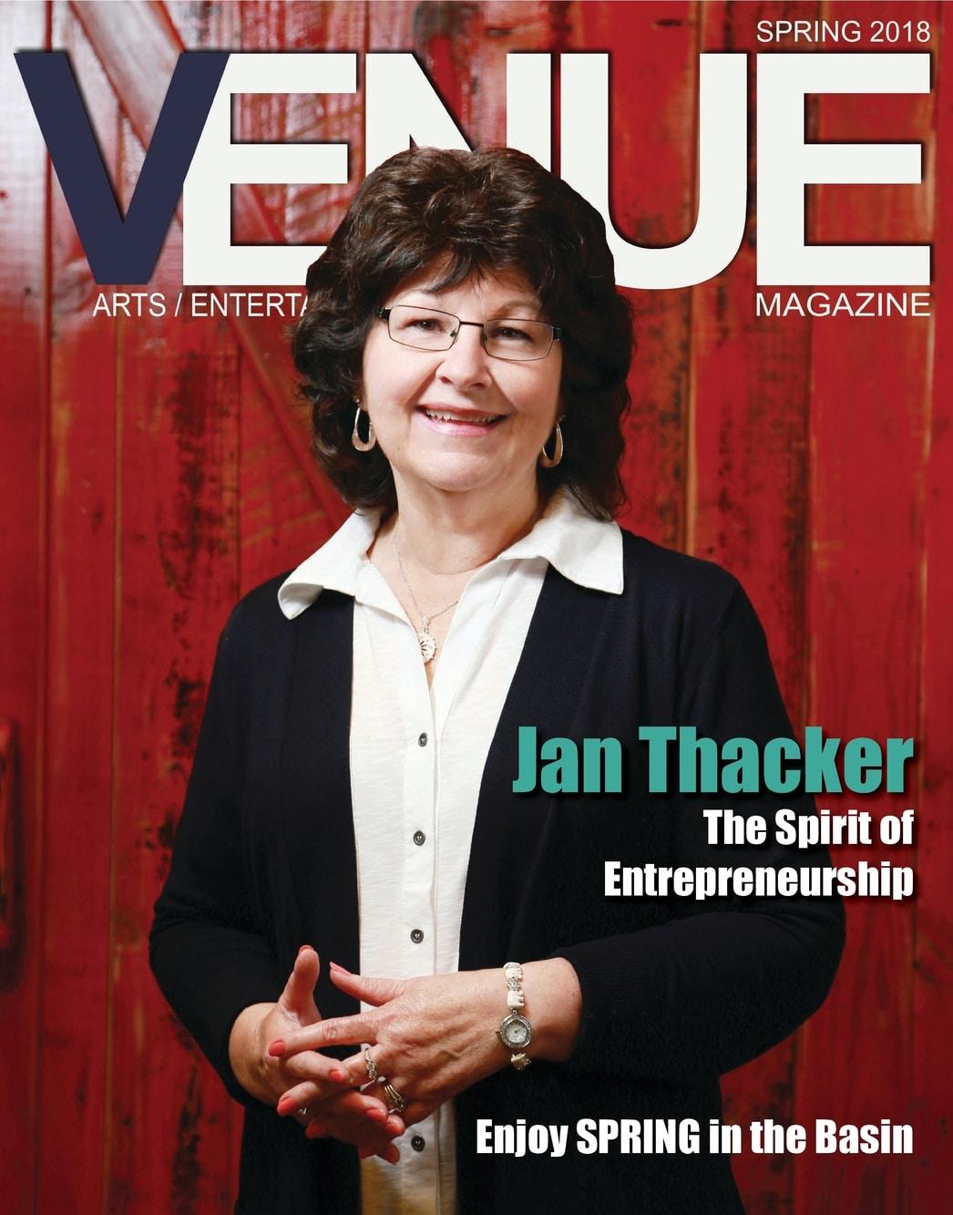 Melea Johnson, Publisher Venue Media Group