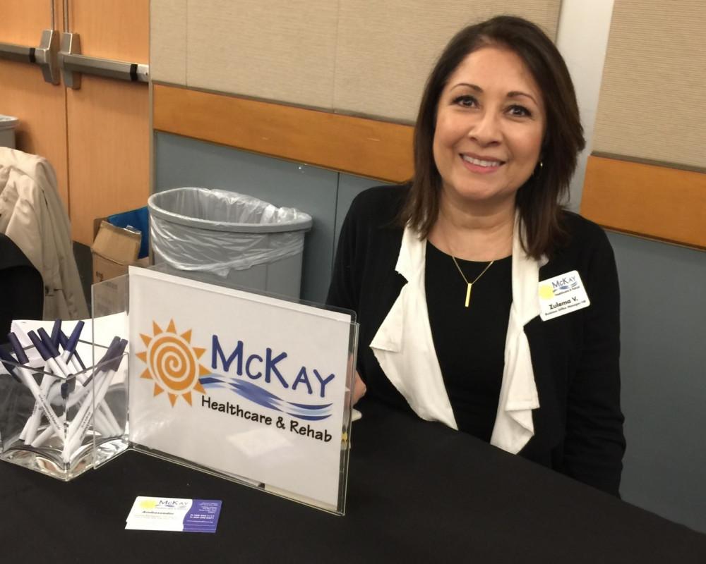 McKay Healthcare & Rehab - Zulema Valdez