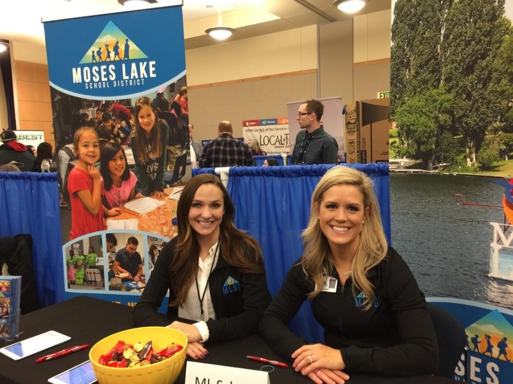 McKenna Reis and Molly Kisler