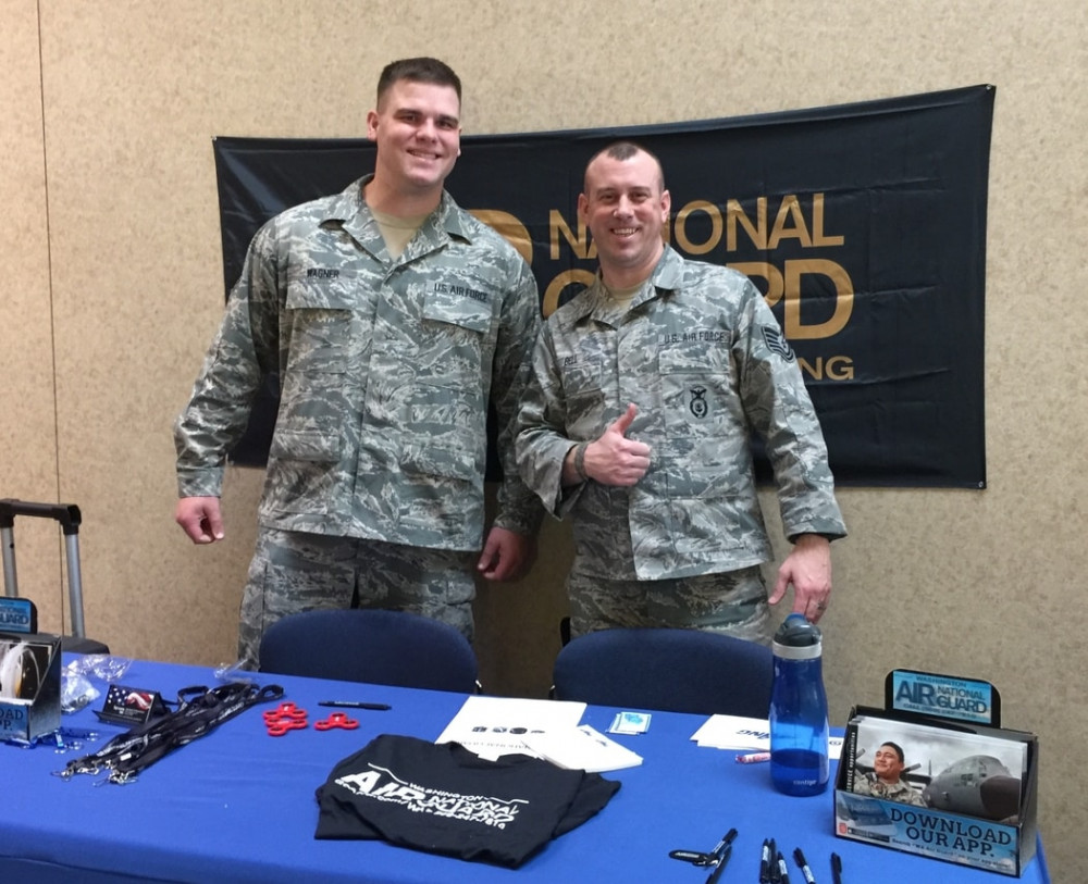 Air National Guard / TSgt Lonnie Bell   SSgt Cory Wagner