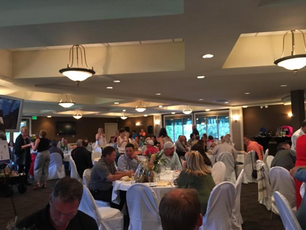 2017 Dinner Party at Pillar Rock