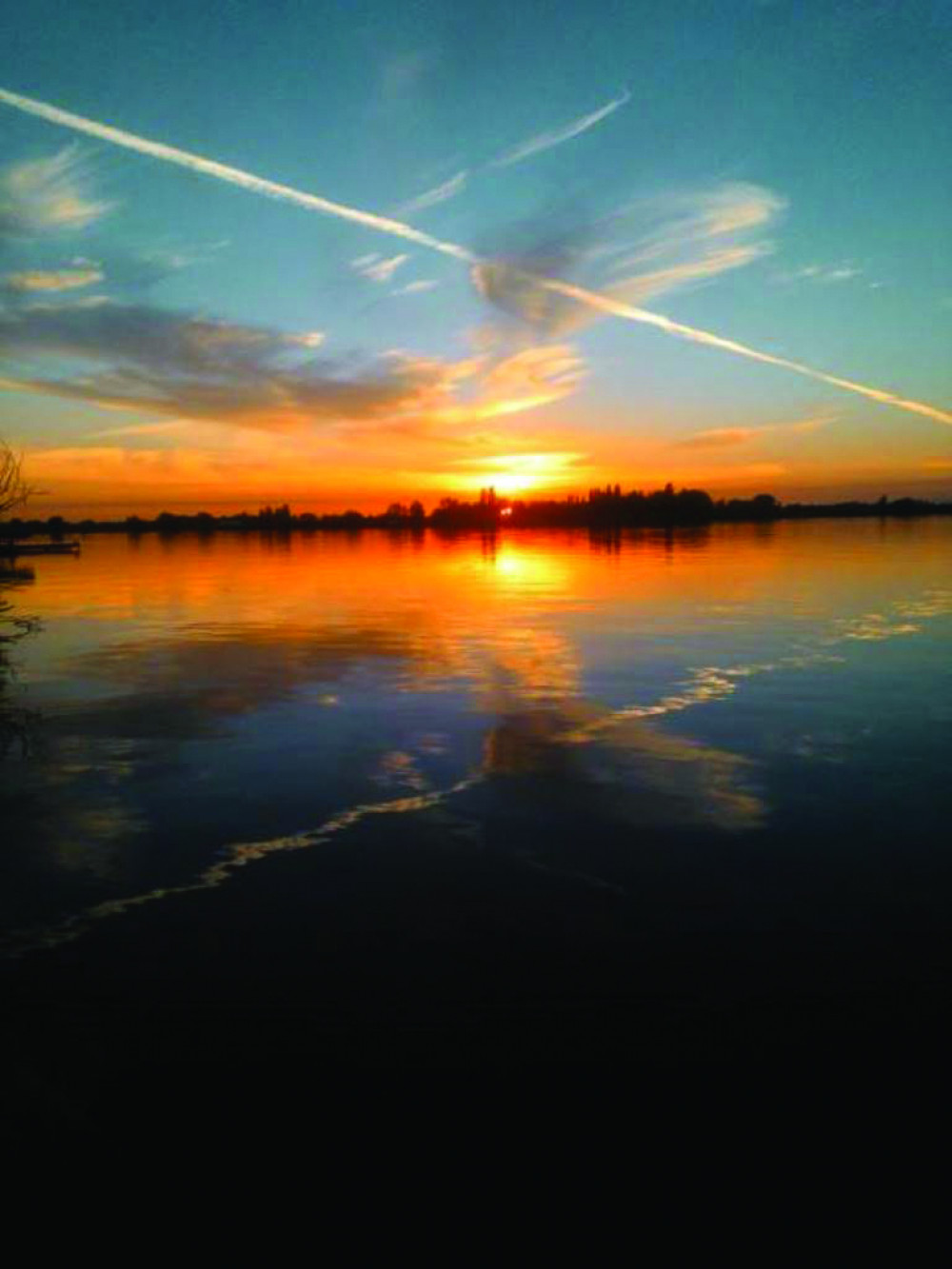 Moses Lake photographed by Terry Moore