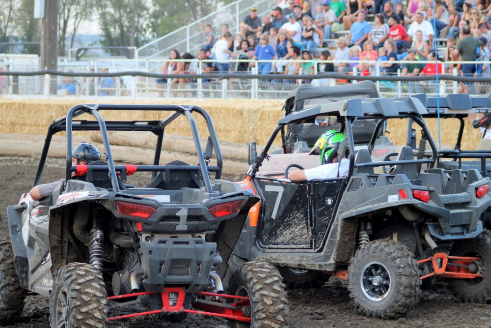 Northwest Ag Presents the Moses Lake Demolition Derby