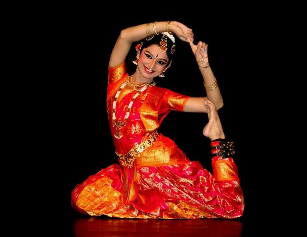 Bharatanatyam Classical Dance of India
