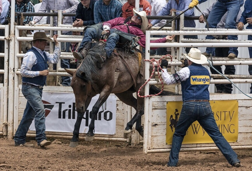 Ritzville Pro West Rodeo Labor Day Weekend