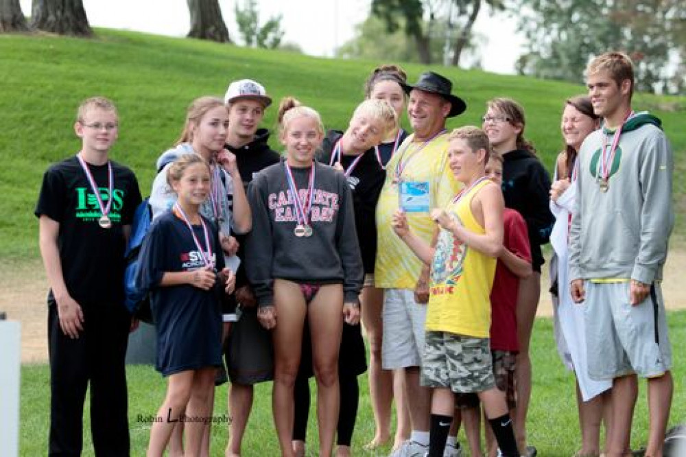 Moses Lake Manta Ray swim team participates