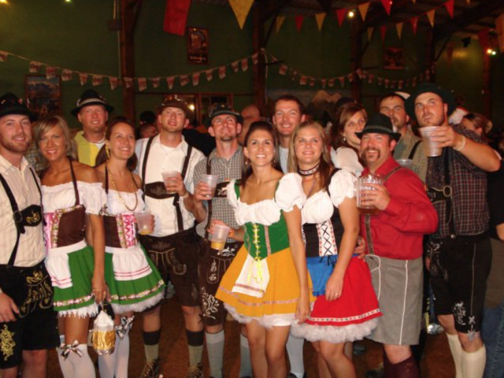 Odessa's own German band, the Oom Pas and Mas, has been a part of Deutschesfest since its beginning in 1971