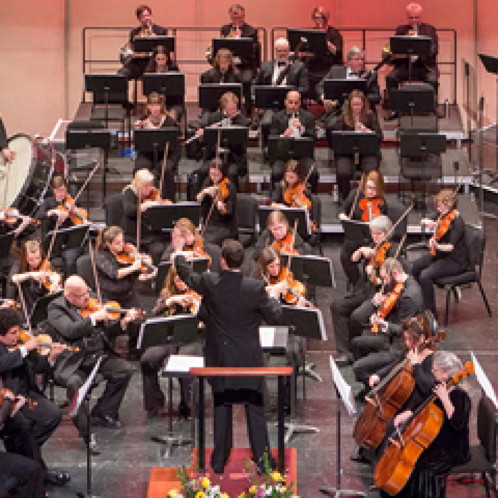 Yakima Symphony - Premiere performance coming on February 01, 2019