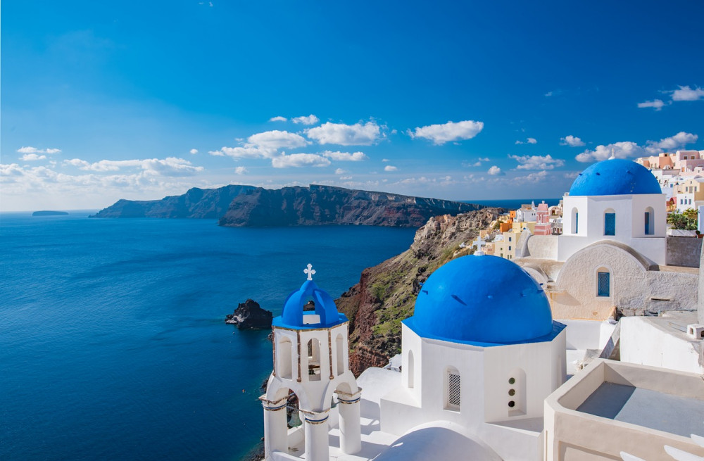 14 Days, 13 Nights voyage to Greece and Italy