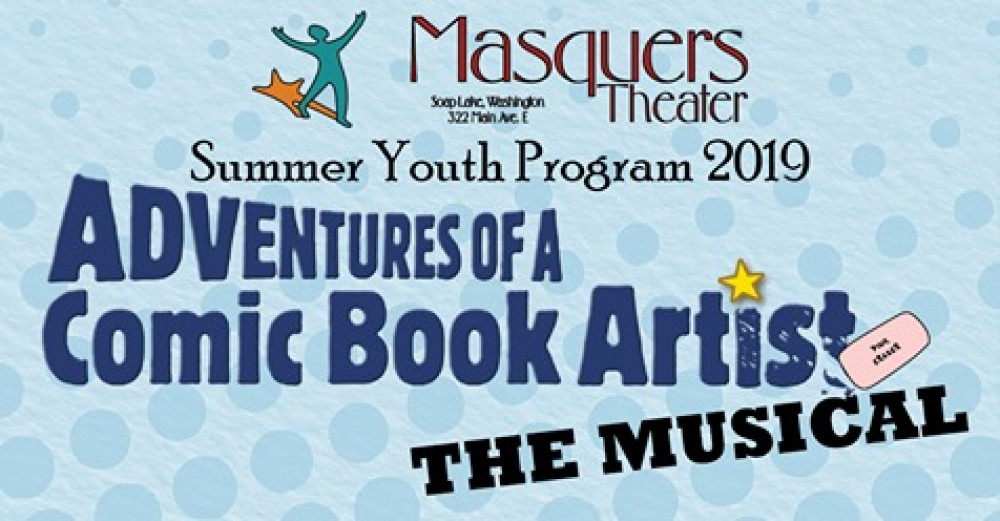 A perfect summer activity for the aspiring young actor