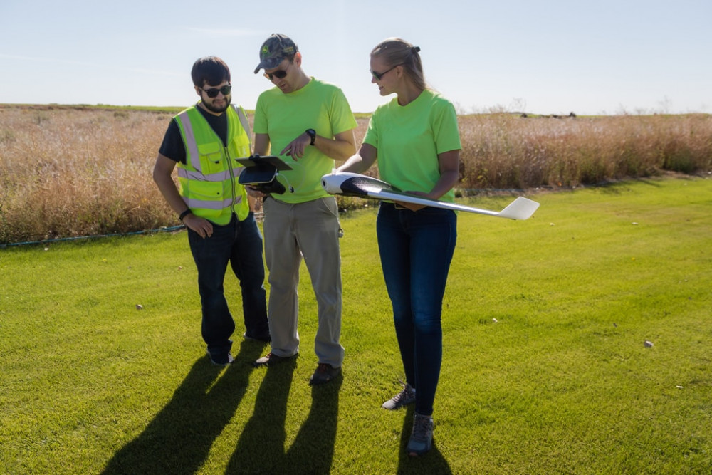 Unmanned Aerial Systems program is a win-win for students at BBCC and YVC