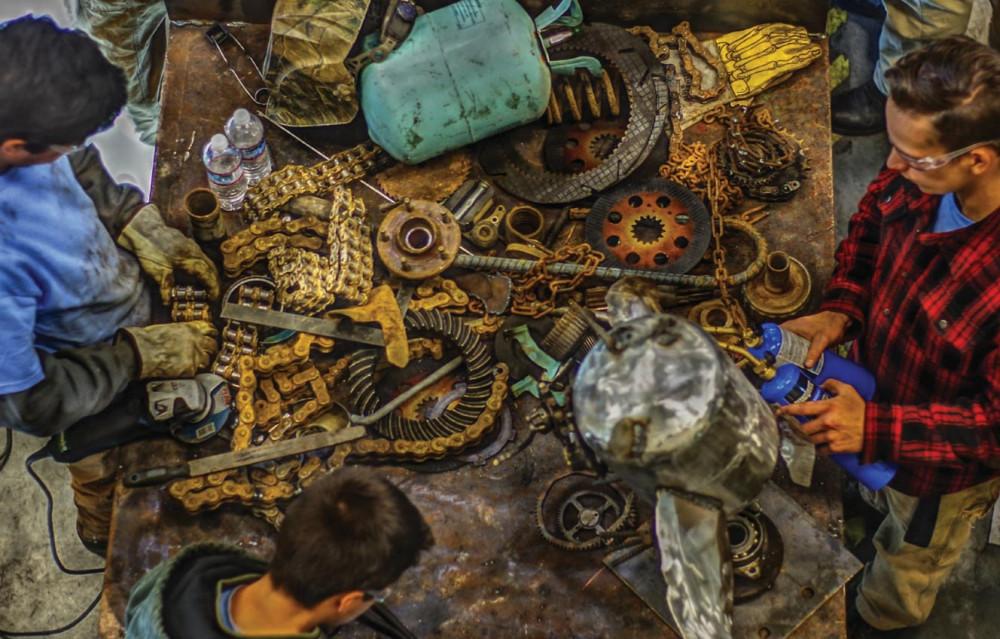 CBTech: Wilderness Salvaged